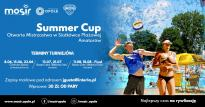Finał Summer Cup - Otwarte Mistrzostwa w Siatkówce Plażowej Amatorów