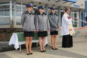 Otwarcie nowej komendy  policji w Prudniku