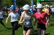 Bieg w Kasku - Dziewczyny na Politechniki 2018