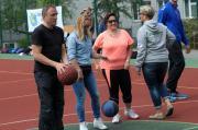 Turniej Rodzinny w Koszykówkę i Piłkę Nożną na Orlikach w Opolud