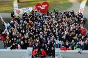 WOŚP 2020 - Wolontariusze ruszyli w miasto, Zdjęcie grupowe