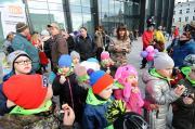 Kolorowy Korowód Fundacji Dom Rodzinnej Rehabilitacji Dzieci z Porażeniem Mózgowym w Opolu zorganiz