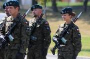 Uroczysta Zbiórka Żołnierzy Z Okazji Święta Wojska Polskiego i 100. Rocznicy Bitwy Warszawskie