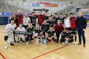 Dreman Futsal Opole Komprachcice 5:3 Red Dragons Pniewy