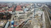 """""""Nowy ratusz"""" miasta pnie się w górę - Centrum Usług Publicznych"""