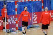 Reprezentacja Polski w Futsalu - trenuje w Stegu Arenie