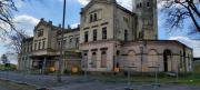 Zabytkowy Dworzec w Głubczycach