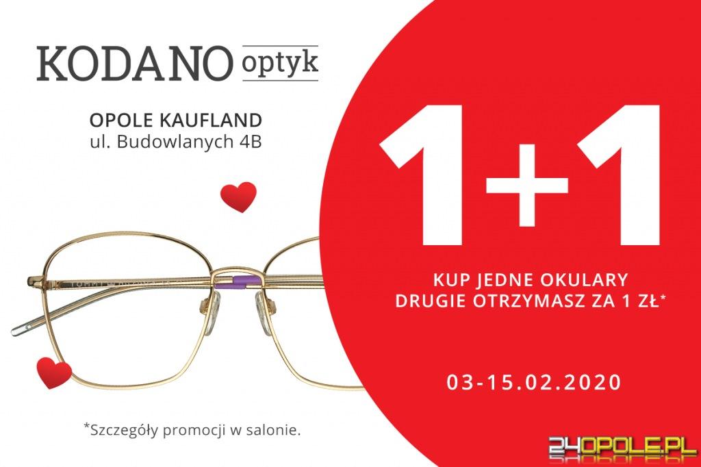 Złap rabat na okulary w salonie KODANO Optyk! | Dziennik