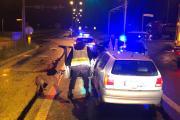 Zderzenie pojazdów w Opolu. Sprawca uciekł, a w pojeździe zostawił alkohol - 20200605123925_7_6.jpg