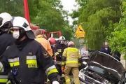 Rogalice: Matka i 3-miesięczne dziecko poszkodowani w wypadku na DK 39 - 20200605142805_101984586_670896n_1.jpg