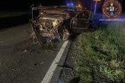 3 osoby poszkodowane w wypadku w Gorzowie Śląskim - 20200814125412_117772262_3128845n_0.jpg
