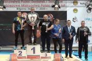 Opolanie wracają z workiem medali z Mistrzostw Polski w podnoszeniu ciężarów w Biłgoraju - 20201201094933_128552256_140731o_1.jpg