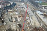 Ogrom pracy przy budowie Centrum Przesiadkowego Opole Wschodnie. Widać efekty - 20210224230909_foto_24opole_0003.jpg