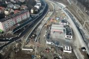 Ogrom pracy przy budowie Centrum Przesiadkowego Opole Wschodnie. Widać efekty - 20210224230909_foto_24opole_0005.jpg