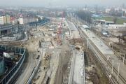 Ogrom pracy przy budowie Centrum Przesiadkowego Opole Wschodnie. Widać efekty - 20210224230909_foto_24opole_0030.jpg