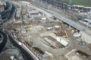 Ogrom pracy przy budowie Centrum Przesiadkowego Opole Wschodnie. Widać efekty - 20210224230909_foto_24opole_0037.jpg