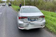 Utrudnienia na Wrocławskiej po kolizji kilku samochodów osobowych - 20210505164018_181381884_313357n_6.jpg