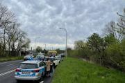 Utrudnienia na Wrocławskiej po kolizji kilku samochodów osobowych - 20210505164018_182163662_383275n_8.jpg