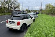 Utrudnienia na Wrocławskiej po kolizji kilku samochodów osobowych - 20210505164018_3_2.jpg