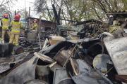 Pożar zabudowań gospodarczych w Goszczowicach - 20210506083226_3_2.jpg