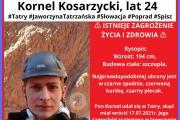 Kornel wyszedł w góry. Mieszkaniec Kędzierzyna-Koźla nie daje znaku życia - 20210726100242_222821195_581655n_2.jpg