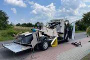Kierujący kamperem nie zmieścił się pod wiaduktem na Krapkowickiej - 20210726143246_217379441_372715n_4.jpg