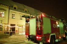 Tragiczny pożar w Kluczborku