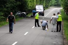 Grzegorz Kubat zginął w wypadku drogowym