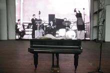 Unikatowy fortepian trafił do Muzeum Polskiej Piosenki