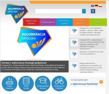 Aglomeracja Opolska uruchomiła swój portal