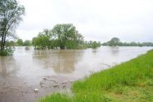 Rzeka Odra na Opolszczyźnie może przekroczyć stany alarmowe
