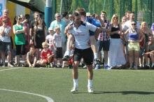 Kabareciarze sięgali po różne sztuczki w rywalizacji z Gwiazdami Sportu.