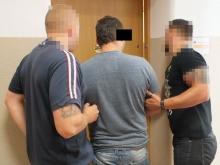 Trzej mężczyźni wpadli z narkotykami