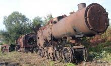 Zabytkowe lokomotywy trafią na złom?