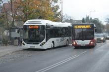 MZK Opole testuje kolejny autobus hybrydowy
