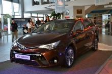 Nowa Toyota Avensis zaprezentowana w Opolu