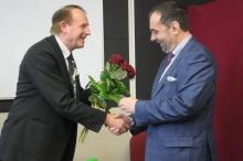 Prof. Marek Masnyk nowym rektorem Uniwersytetu Opolskiego