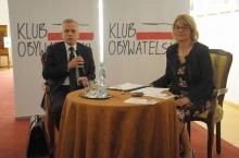 Wykład gen. Rapackiego rozpoczął działalność Opolskiego Klubu Obywatelskiego