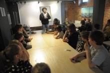 W MBP dzieci uczyły się sztuki tworzenia komiksów
