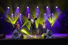 Koncert Hip-Hop Opole w strugach deszczu