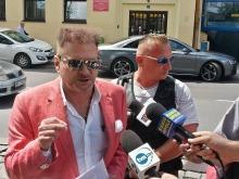 Krzysztof Rutkowski przesłuchiwany w opolskiej prokuraturze