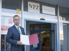 """Konflikt wokół nyskiej """"naczyniówki"""" trwa. Wicestarosta nyski apeluje do NFZ."""