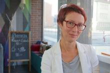"""Małgorzata Bilińska: """"Tworzenie ma sens"""" to projekt dla tych, którzy chcą w sobie coś zmienić."""