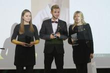 Wybitni sportowcy Uniwersytetu Opolskiego odebrali wyróżnienia