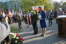 Opolanie oddali cześć ofiarom katastrofy smoleńskiej