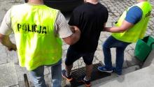 Brutalna napaść na kobietę w Brzegu