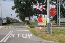 Schodnia wciąż bez działającej sygnalizacji przed przejazdem kolejowym