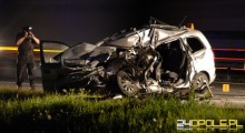 Poszukiwani świadkowie śmiertelnego wypadku na autostradzie A4