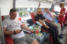 Opolanie chętnie oddają krew dla dzieci poszkodowanych w wypadkach
