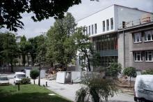 Budowa Collegium Medicum dobiega końca. Zobacz, jak teraz wygląda!